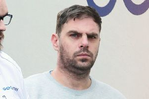 Liam Hanley, 32, pictured outside Lewes Crown Court