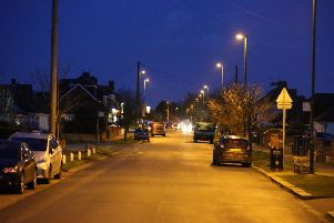 The woman was found dead at a house in Manor Hall Road, Southwick