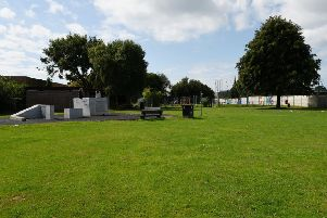 Monks Recreation Ground in Lancing