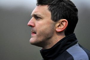 Arundel boss Simon Hull. Picture by Steve Robards.