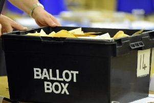 Council elections are due to be held on Thursday May 2