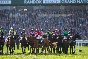 Aintree hosts the Grand National on Saturday / Picture by Getty Images