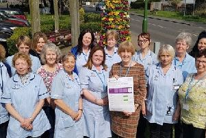 Staff from the Rustington Inter-County Nursing and Care Services SUS-190904-154844001