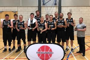 D & D's men's squad celebrate play-off glory