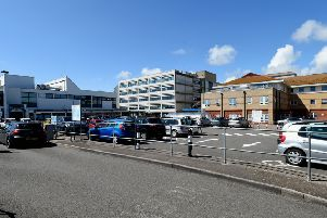 Western Sussex Hospitals NHS Foundation Trust, which runs Worthing Hospital, St. Richard's Hospital and Southlands Hospital, had a 0.9 per cent pay difference in favour of women SUS-180504-133748003