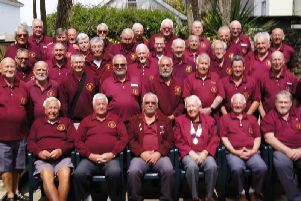 West Sussex Touring Club squad
