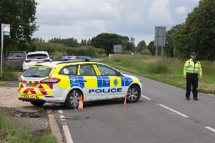 Burndell Road in Yapton has been closed due to a serious accident