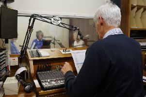 Volunteers at Sussex Coast Talking News produce recordings on CDs of local news for Littlehampton, Worthing and Shoreham