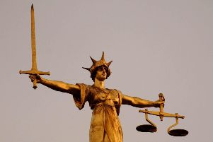 The Scales of Justice on top of the Old Bailey in central London, as the jury in the Soham murder case enters the third night of deliberation. Lord Justice Moses has sent the jury to reach verdict in the case agianst Ian Huntley and Maxine Carr, who face charges relating to the unlawful deaths of school girls Holly Wells and Jessica Chapman. COURTS Girls 10