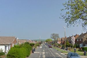 Darren Williams was tragically found dead at his home in Hammy Lane, Shoreham. Picture: Google Street View
