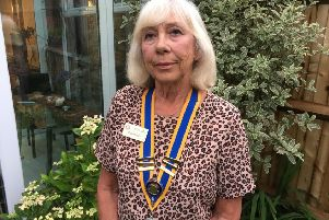 Jenni Ripley has been an active member of Littlehampton Rotary Club since she joined in 2016