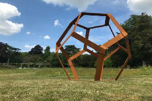 Arundel Gallery Trail 2019 - Emma Rimers sculpture