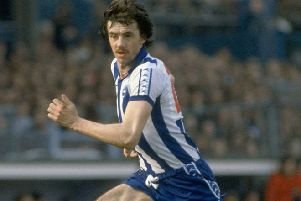 Mark Lawreson signed for Albion from Preston for �112,000 in 1977