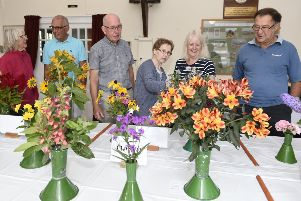 Ferring Horticultural Autumn Flower Show.'''Picture: Liz Pearce ''14/09/2019''LP191311 SUS-190915-220232008