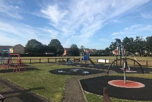 Rosemead Park's play area is to be upgraded after Littlehampton Town Council agreed to provide the funding