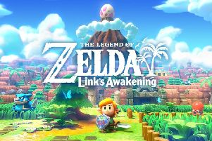 The Legend of Zelda: Link's Awakening on Switch