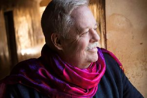 Armistead Maupin - (c) Christopher Turner