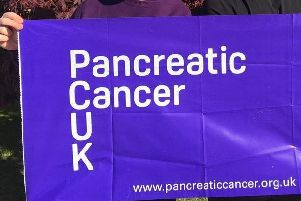 Pancreatic Cancer UK hopes to see a good turnout of people from across West Sussex