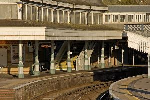 Lewes railway station. Picture: Network Rail
