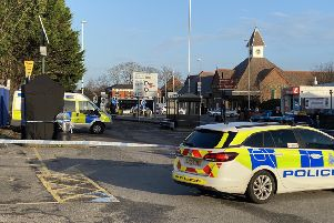 Police are investigating a sexual assault which took place in the High Street surface-level car park in Worthing