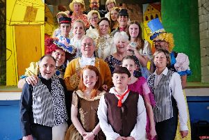 St Georges Players present Cinderella