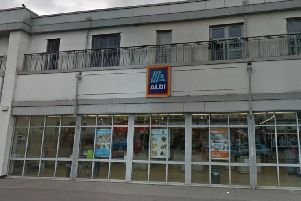 Aldi in Portslade, Sussex. Photo: Google Streetview