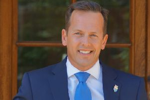 Nathan Elvery, West Sussex County Council's chief executive from 2016 to 2019