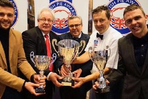 Turner's Pies has won a number of awards