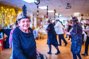 The Great Gatsby themed day proved popular and everyone enjoyed wearing roaring '20s attire