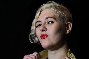 Rhia O'Reilly left Northern Ireland at the age of 19 to pursue her dream of becoming a professional wrestler