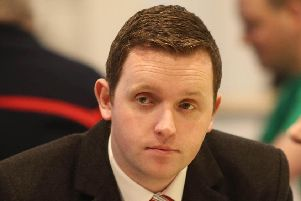 DUP MLA Gary Middleton said the ongoing Bogside trouble is 'some sort of battle' between rival groups