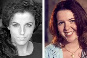 Lisa McGee (right) has penned a play set in Londonderry and 'Derry Girls' actress Jamie Lee O'Donnell (left) will be one of the main cast members.