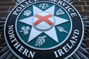 The security alert is close to a PSNI Station.