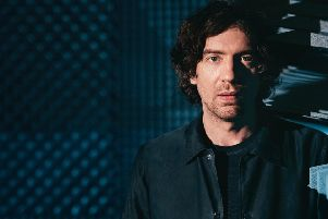 Snow Patrol frontman honoured at NI Music Prize