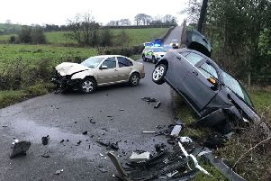 Maghera road re-opens following crash