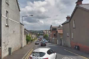 Meadowbank Avenue (Google Earth)