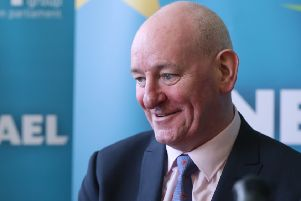 Former SDLP leader Mark Durkan lost his Westminster seat in the 2017 general election