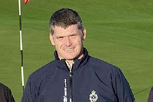 Royal Portrush Head Professiona Gary McNeill