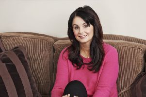 Undated handout picture of Marian Keyes. See PA Feature BOOK Keyes. Picture credit should read: Dean Chalkley/PA. WARNING: This picture must only be used to accompany PA Feature BOOK Keyes.