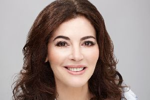 Nigella Lawson (Credit: Debra Hurford Brown) EMN-160629-084340001