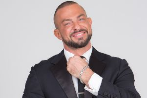 Popular Strictly pro Robin Windsor brings his farewell tour to Louth