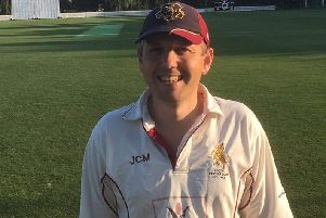 John Medler's unbeaten 81 and three wickets was pivotal in Louth's win EMN-180827-132923002