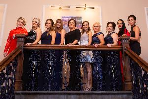 The team at Elysium Beauty Salon in Louth. All Photos: David Neve Photography.