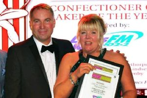 Owners of Lady B's Cupcakery in Mablethorpe, Andy and June Brett are honoured to have won Confectioner/Baker of the Year for two years running at Lincolnshire Taste of Excellence Food and Drink Awards.