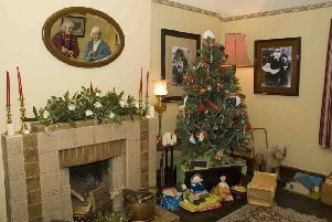 Christmas past at Woodhall Spa Cottage Museum EMN-181113-151431001
