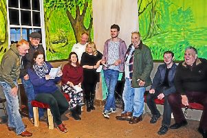 Horncastle Players present Ghost Train EMN-190620-090332001