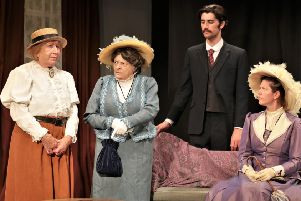 Importance of Being Earnest at Horncastle Lion Thatre September 4 to September 7 EMN-190830-165121001