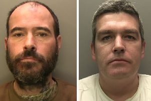 Lee Ives and Michael Bartholomew were both sentenced to 12 years.