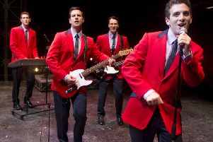 Jersey Boys set to make its NI debut