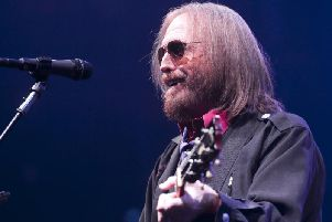 The late Tom Petty.